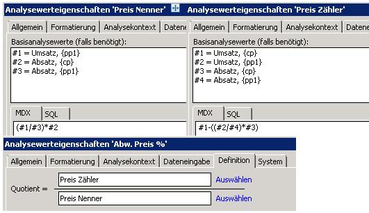2013-03-01_crew_Beispielcockpit mit relativer Preisänderungsberechnung_2