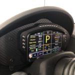 Porsche Cockpit Renndaten