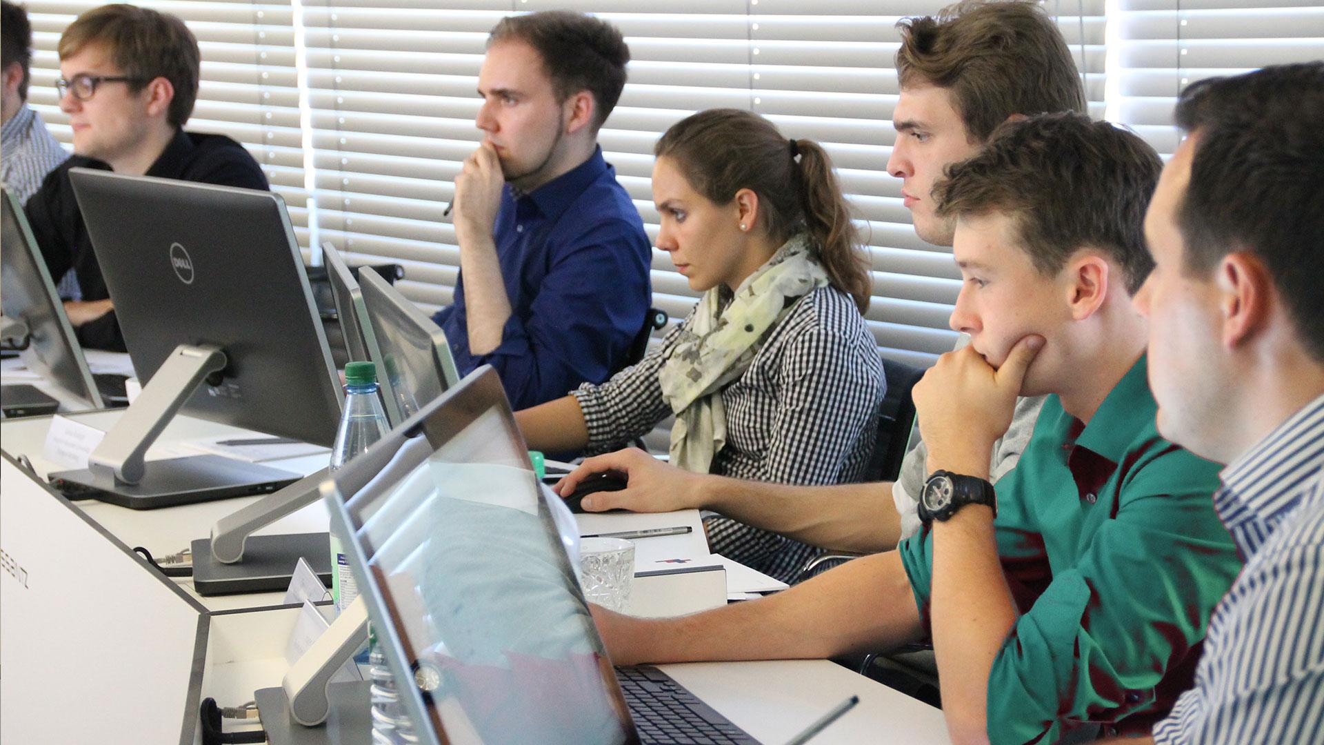 Campus: Ein-Tages-Schulung SQL II