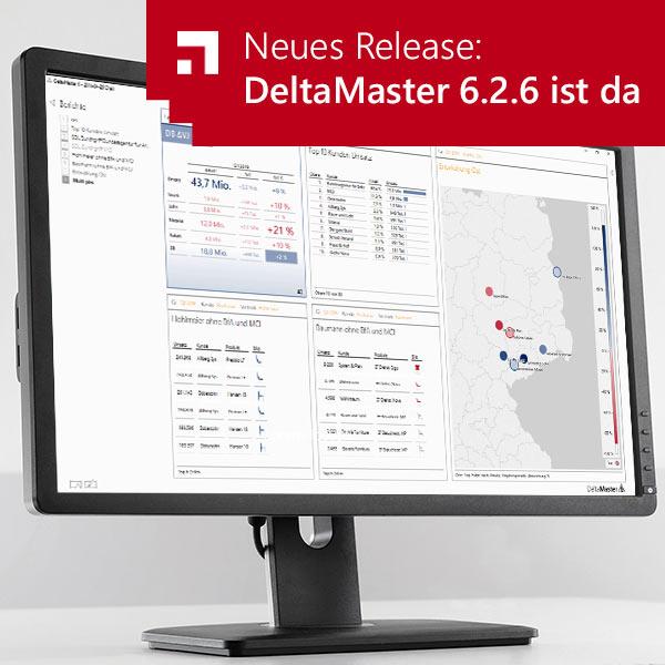 Webinar: Neues in DeltaMaster 6.2.6 am 28.06.2019_600x600