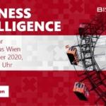 Bild Live-Webinar Business Intelligence mit Bissantz und Siblik am 25.11.20