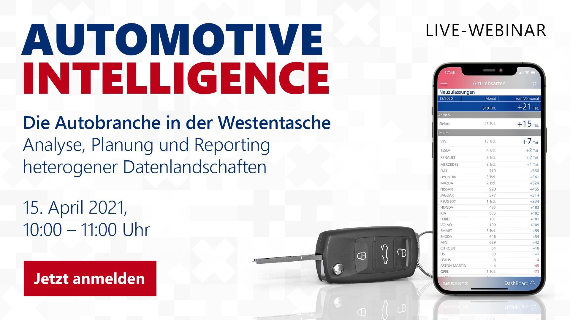Live-Webinar: Der Automarkt in der Westentasche