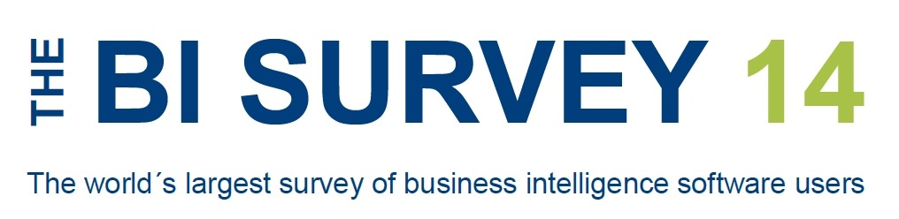 BARC The BI Survey 14 Logo