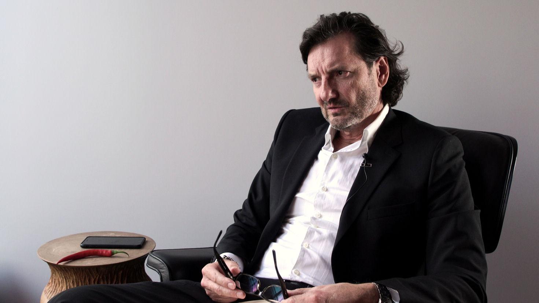 Dr. Nicolas Bissantz von Bissantz & Company disktutiert über Big Data