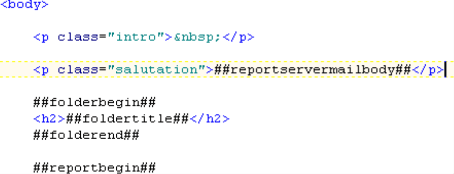 HTML-Export-Variable ##reportservermailbody##