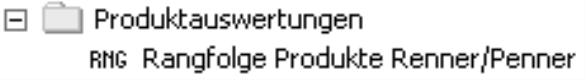 RNG Rangfolge Produkte Renner/Penner