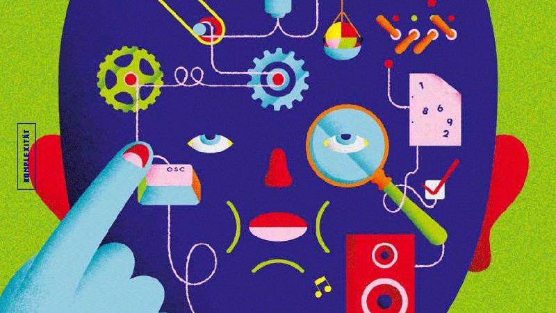 Roland Berger im Magazin think act 23 - brainconomics